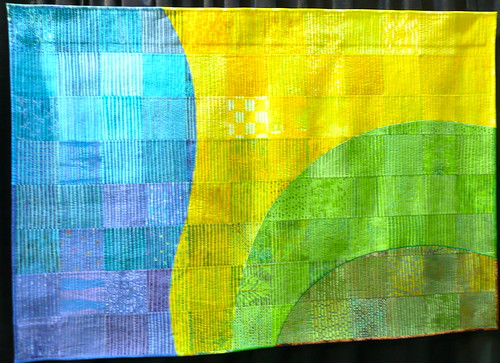 Susie Can Stitch: More Of The Chicago Quilt Show