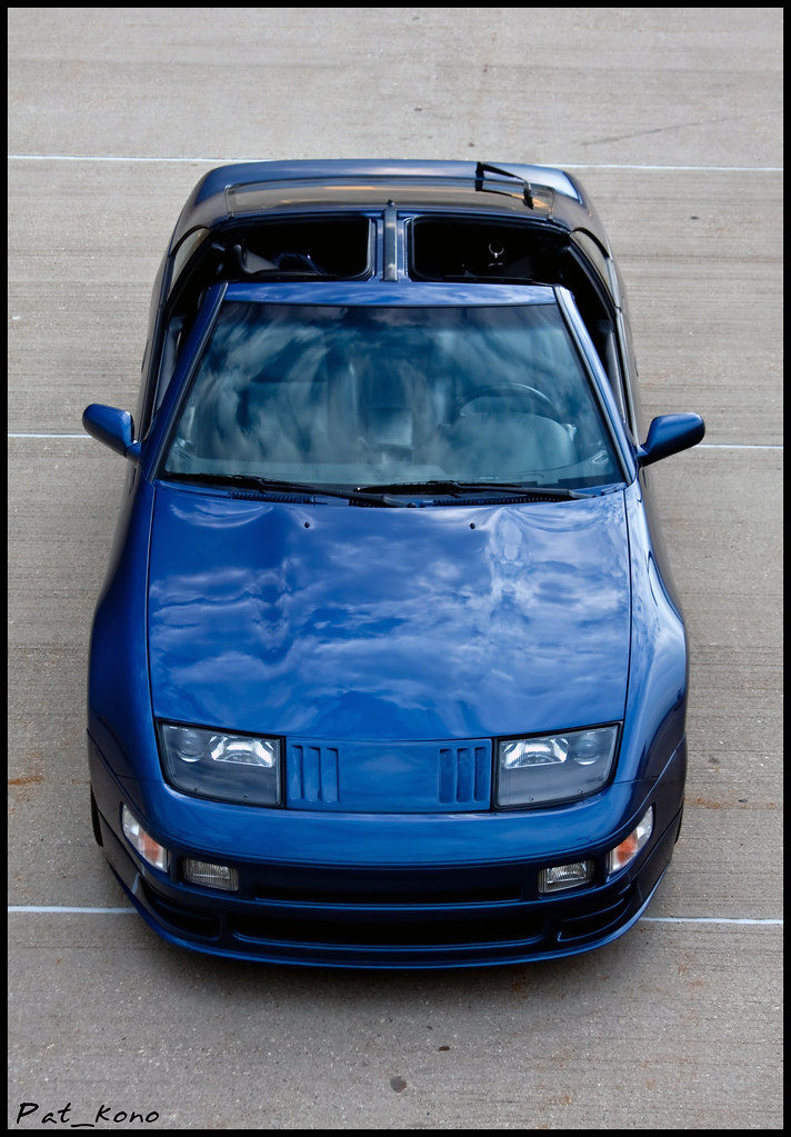 Low Mileage Twin Turbo 300zx For Sale