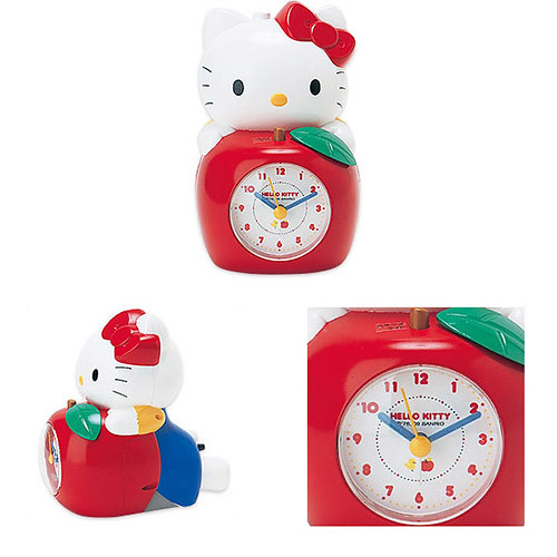 Hello_Kitty_Moving_Clock
