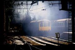 Class 104 Lime Street 3/8/83 (Stapleton Road) Tags: dmu class104 liverpool limestreet diesel train station railway