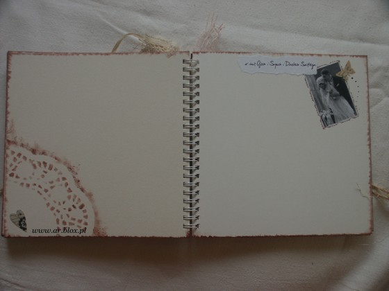 wedding guest book - inside16