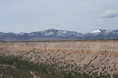 Jemez Mountain Range Above Los Alamos (fj40troutbum) Tags: chile newmexico nm losalamos jemezmountains top20nm