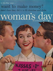 Woman's Day - May 1955 (The Pie S