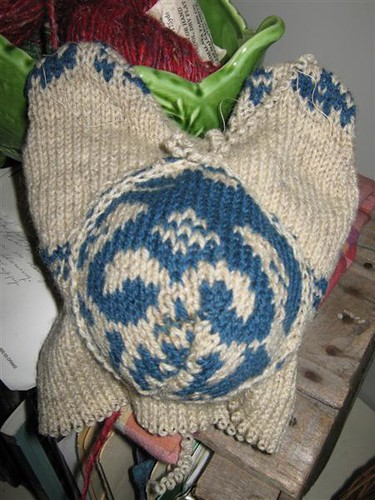 Norwegian sweaterbear head1