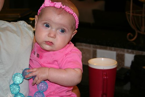 Slobbering Baby