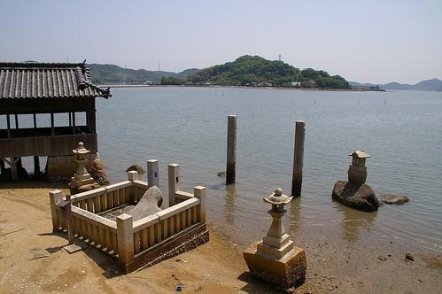 亀石神社 #1