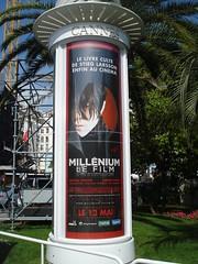 """""""Millénium"""", de Stieg Larsson"""