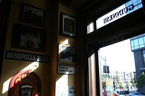Guinness & Bushmills