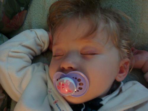Sleepy head