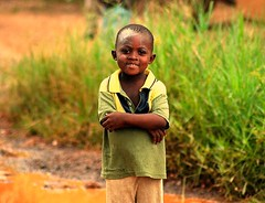 A Smiling Cameroonian Boy (^^^ ^^^) Tags: poverty africa boy people man art children person kid nikon flickr child poor human ren development cameroon peopleart  gao chilren smallpeople amateurphotographer underdeveloped underdevelopment boyandgirls startrooper asianphotographer chinesephotographer amateur