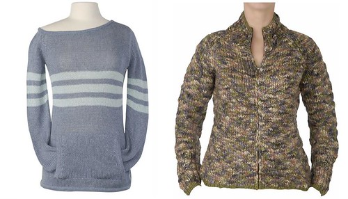 Indigenous Designs sweaters
