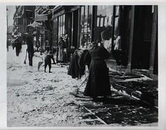 Snehova burka v 1899