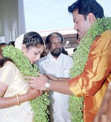 Indrajith Sukumarans Marriage