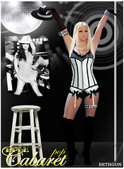 brit gimme more! CABARET (BETHGON blends) Tags: princess spears pop more mtv princesa britney blend vma gimmie bethgon