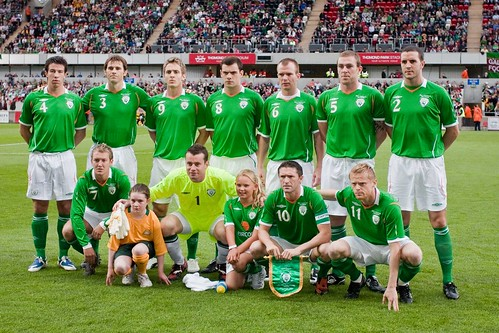 Photo Special: Rep of Ireland vs Australia