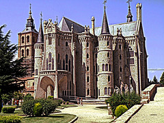 ASTORGA. Catedral, y Palacio de Gaud. (Uno de sus sueos). /Cathedral and Palacio de Gaud. (One of his dreams.) (berpala) Tags: canada color reflection colors contraluz ego moments searchthebest magic leon gaudi reflejo excellent sensational reflexions distillery magicmoments breathtaking reflejos amazingcolors reflects autunm astorga dinnerandamovie reflejada digitalcameraclub supershot 5photosaday addictedtoflickr outstandingshots thursdaywalk kartpostal golddragon abigfave totalawesomeness anawesomeshot colorphotoaward impressedbeauty ultimateshot flickrplatinum deniscollette digitalphotoart amazingamateur flowerwatcher brillianteyejewel adoublefave colourartaward goldstaraward internationalgeographic academyofphotographyparadiso bestminimalshot explorewinnersoftheworld alwayscomment5 qualitypixels inspiredbyhim sharingart goldenheartaward 100commentgroup colorfullaward vosplusbellesphotos ubej inspiringgallery elshowdelmacro berpala dragondaggerphot dragondaggerphoto dragondaggerawards flickrsmasterpieces solidaritywithcancersolidaridadconelcncer