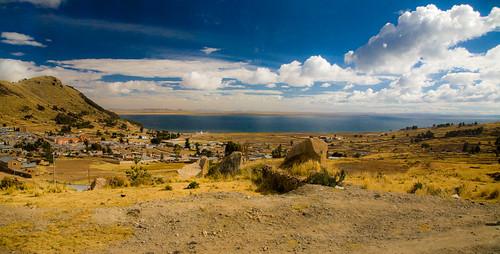 Lac Titicaca.