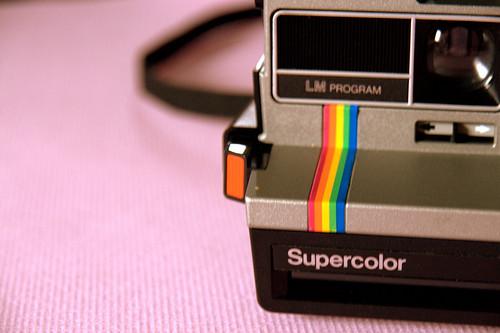 Polaroid 635