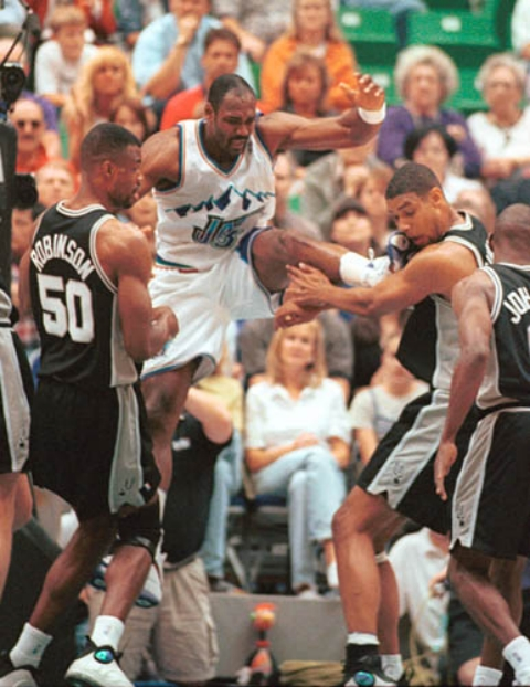 Karl vs Timmy
