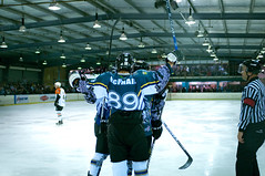 _IMG7617 (timhughes) Tags: ice hockey pentax icehockey canberra mustangs aihl k7 2011 kinghts