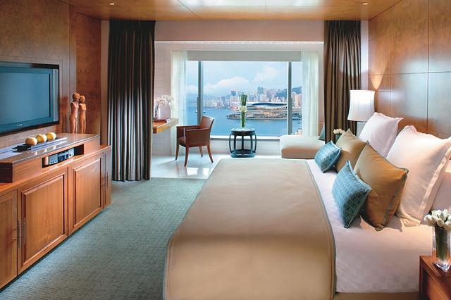 香港の高級ホテル:マンダリン オリエンタル 香港