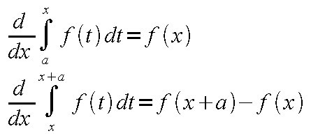 Derivatives of Definitive Integrals