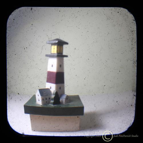 Day 169 - 02/20/2009 Lighthouse Box TTV