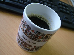 First Twittermosaic Coffee