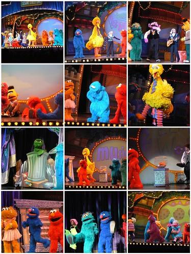 Sesame Street Live 2009 - Part 1