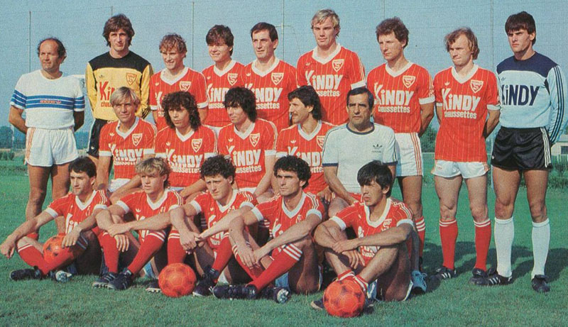 nîmes 1983-84