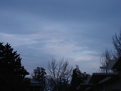 365:52 yip: Wintery. (that crafty girl) Tags: winter sky clouds oregon evening 2009 pictureaday 365days thecloudappreciationsociety yiptheknitterlyandcraftytypes
