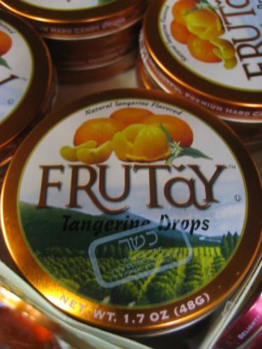 Frutay Tangerine Drops