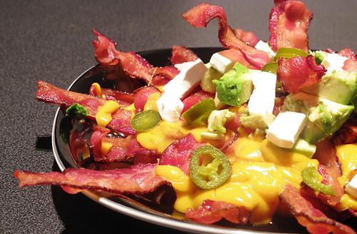 Bacon Chip Nachos