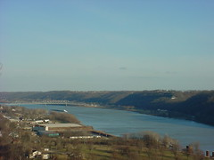 Ohio River, Madison, Indiana 2 (makiland) Tags: ohio river indiana falls madison clifty