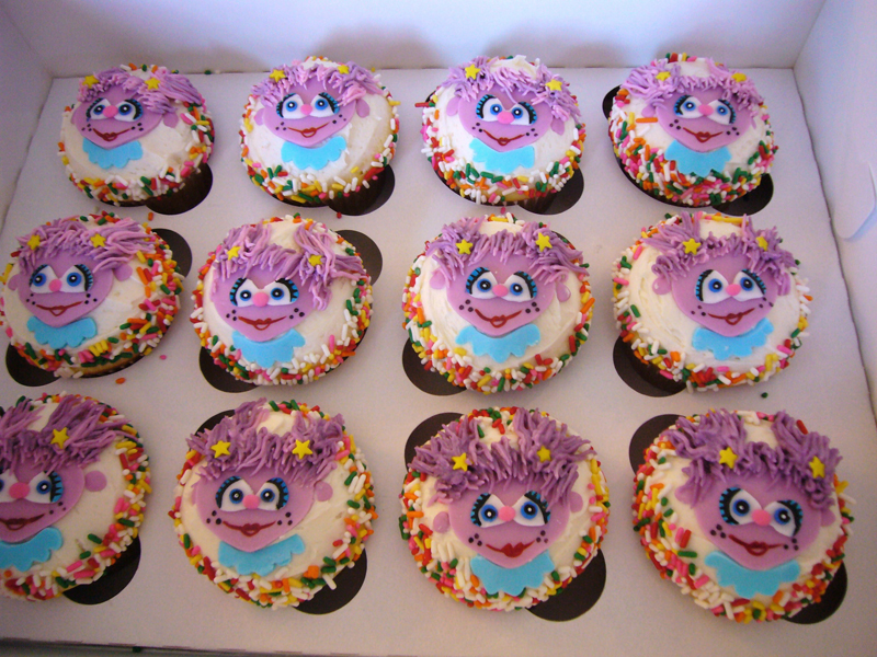 Abby Cadabby Cupcakes Plus Summer Fun Cupcakes By House Of