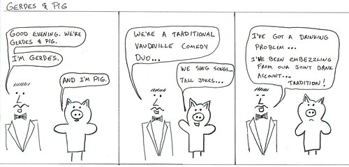 Cartoons - 034 - Gerdes and Pig