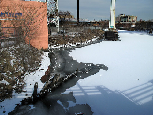 Newtown Creek in Winter 02 by you.