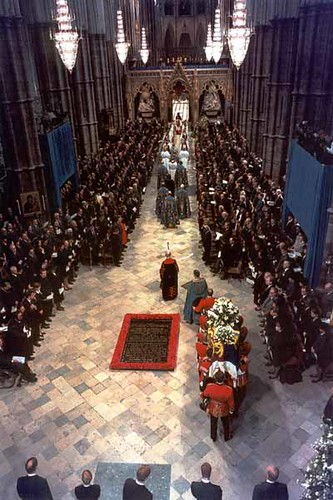 Funerals of Diana, Princess of Wales (다이애나 왕세자비의 장례식)