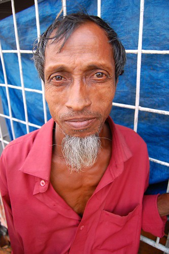 The faces of Bangladesh