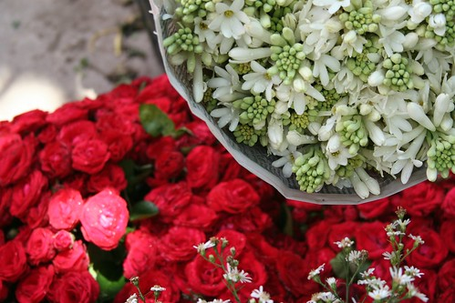 fresh flowers from Cebu