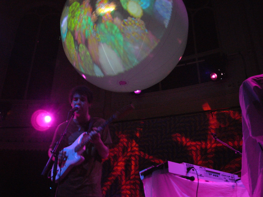 Animal Collective @ Paradiso
