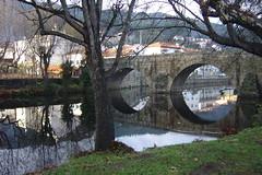 Espelho (Turist of the World) Tags: bridge water reflections river roman ilustrarportugal scenicsnotjustlandscapes serieouro peregrino27newvision