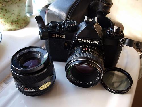 My last film camera