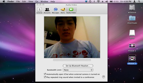Video Chat works!
