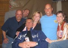 Eli, Brad, Cathie, Bob and DAna