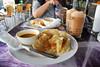 Breakfast @ KL Village Kopitiam, Jln Jaksa