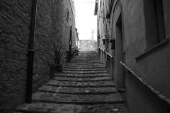 salita (marco prete) Tags: bw scale stone stairs monocromo bn blacknwhite pietra viterbo bianconero bolsena lazio yourcountry