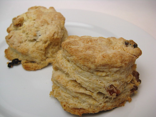 Searching for the perfect scone recipe