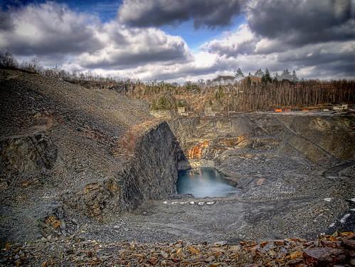 The Slate Mine - Der Schieferbruch