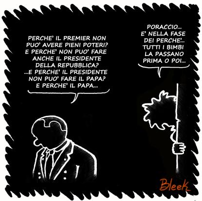 Berlusconi perché